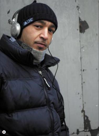 Karim Barouche not only hip hop