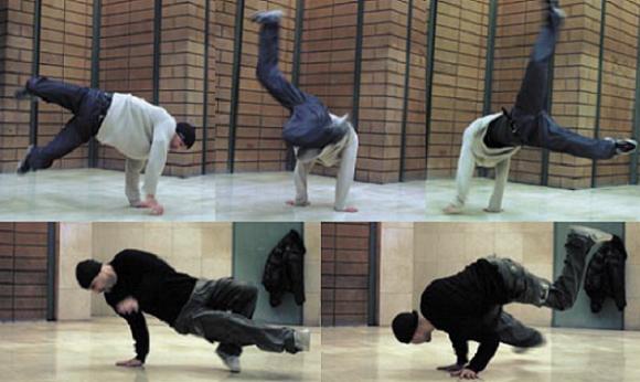 On The Floor : AHMED EL JATTARI & KARIM BAROUCHE Not Only Hip Hop