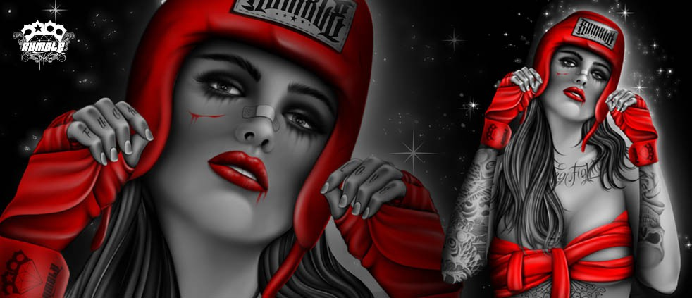 Rumble-wear - not only hip hop