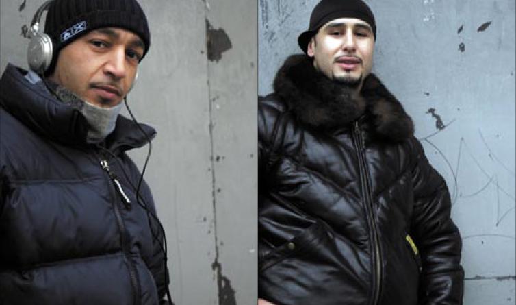 On The Floor : AHMED EL JATTARI & KARIM BAROUCHE (partie 3)