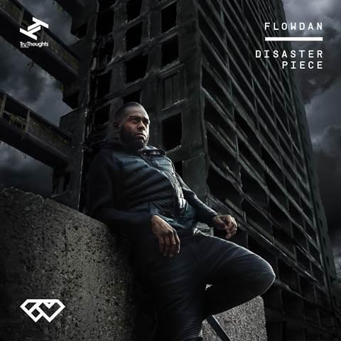 Sortie le 15 Juillet de l'Album Disaster Piece par FLOWDAN, l'une des figures clés du GRIME