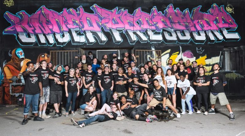 Underpressure International de Graffiti 2016