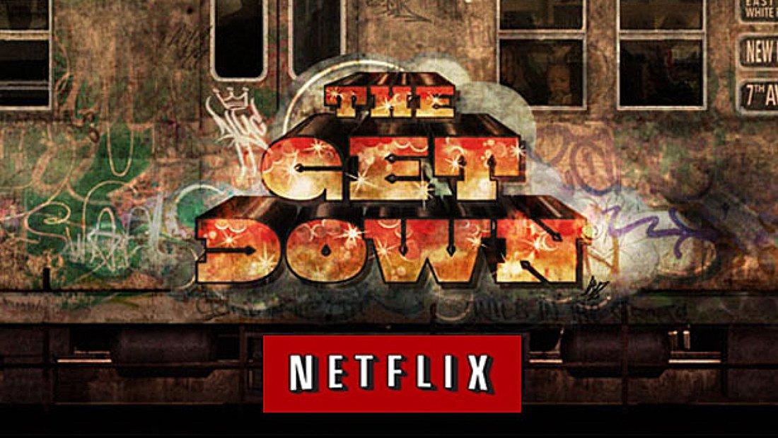 """Les origines du Hip Hop illustrées dans la websérie """"The Get Down"""""""