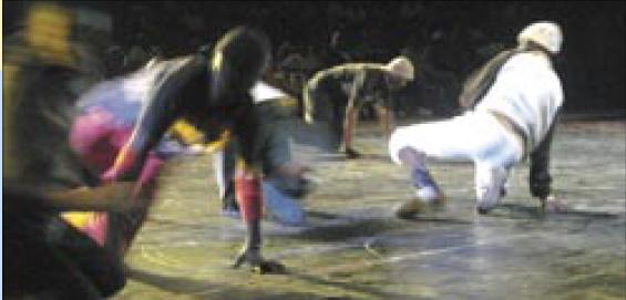 MUDJANSA HIP-HOP VERSION CONGO