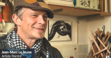 Interview avec l'artiste peintre Jean-Marc Le Jeune : «L'art doit être là où les gens vivent»