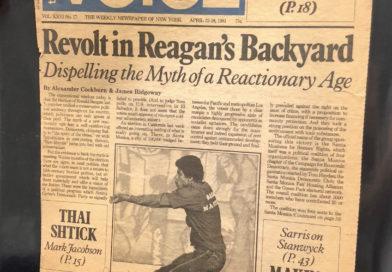 Le Premier Article sur le Break aka «Physical Graffiti» en 1981