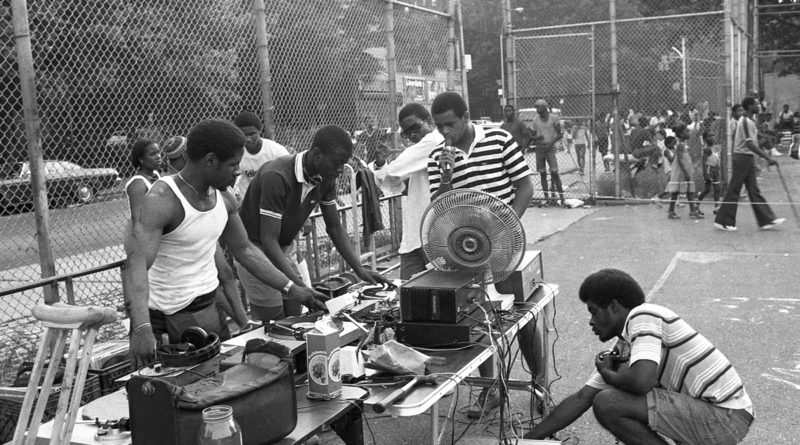 PARIS PARK JAMS : 12 Jams dans les parcs parisiens pour fêter l'Été au rythme Hip Hop ! ♫
