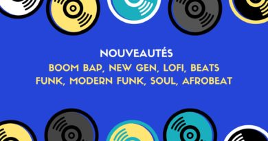 Playlist du 1er Juin 2020: News Rap, Soul, Funk