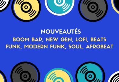 Playlist du 1er Juin 2020: News Rap, Soul, Funk