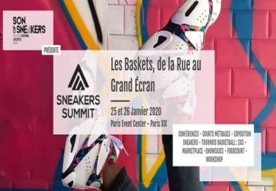 Sneakers Summit Paris #1 par Son Of Sneakers le 25 et 26 janvier