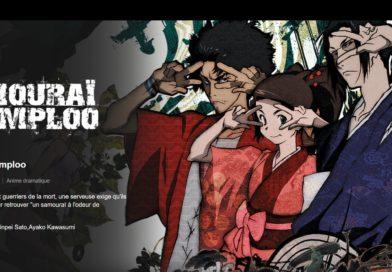 Arrêtez tout !!!! Samuraï Champloo est sur Netflix … retour sur le manga le plus Hip Hop jamais réalisé !